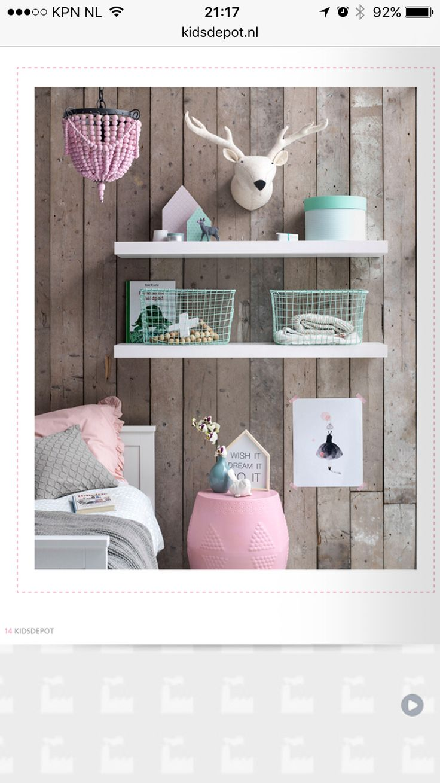 25 beste idee n over kleine meisjes speelkamer op pinterest - Meisjes slaapkamer deco ...