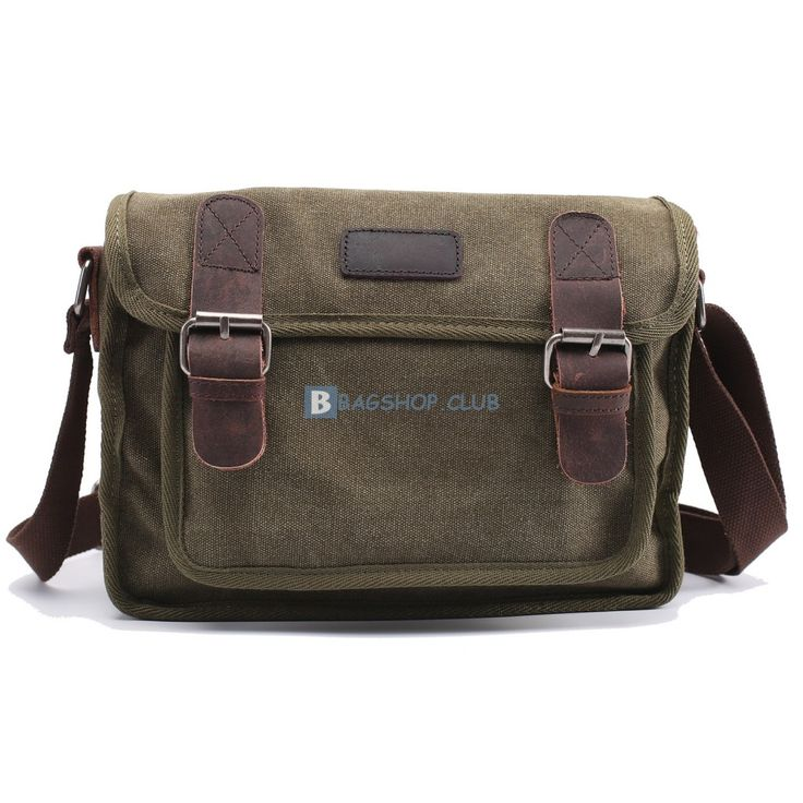 $67.15 Canvas Shoulder Bags For Men Canvas Travel Bag