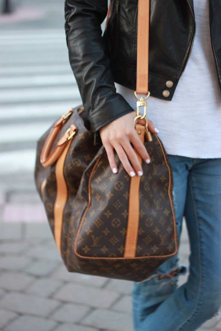 Louis Vuitton Duffle Bag
