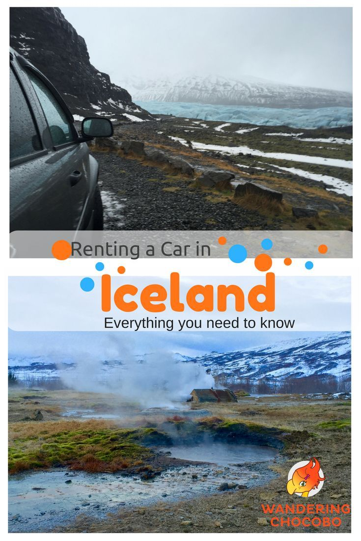 Everything you need to know about renting a car and driving in Iceland. From insurance, to icy roads to extreme winds. Know before you go!