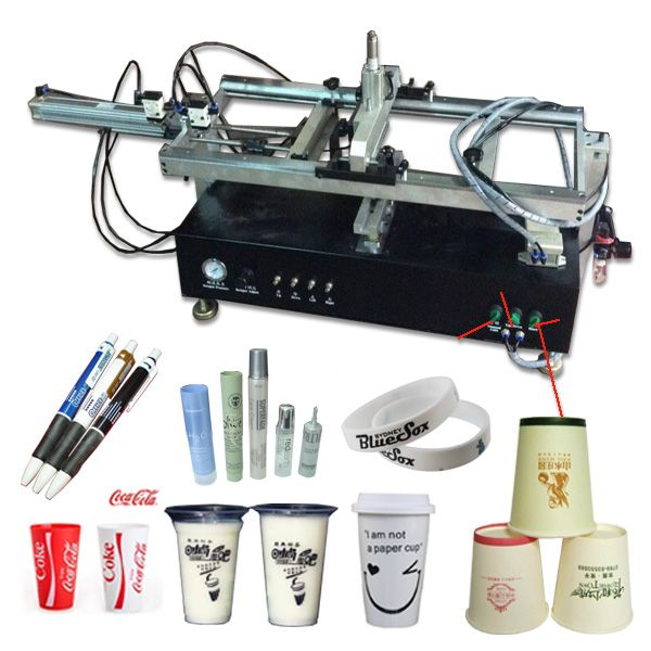 small automatic pen printing machine/pen silk screen printer machine //Price: $US $2308.00 & FREE Shipping //     #cleaningappliances