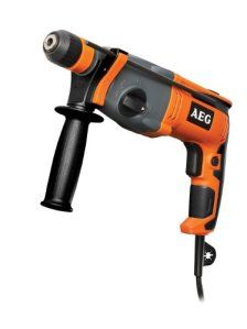 AEG Perforateur Burineur 720W 2.3 joules + coffret