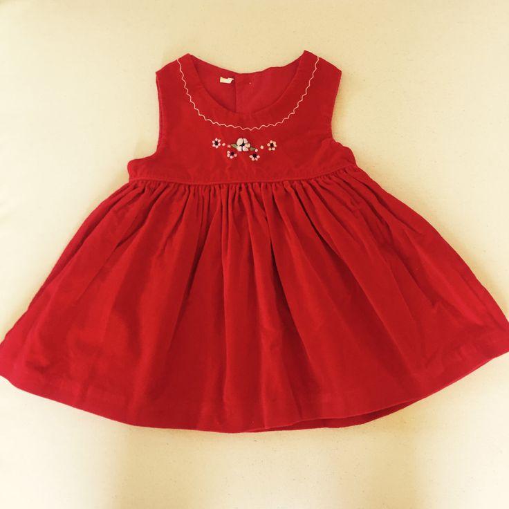 Velvet Red Jumper by BabyLadyVintage on Etsy https://www.etsy.com/listing/234459762/velvet-red-jumper