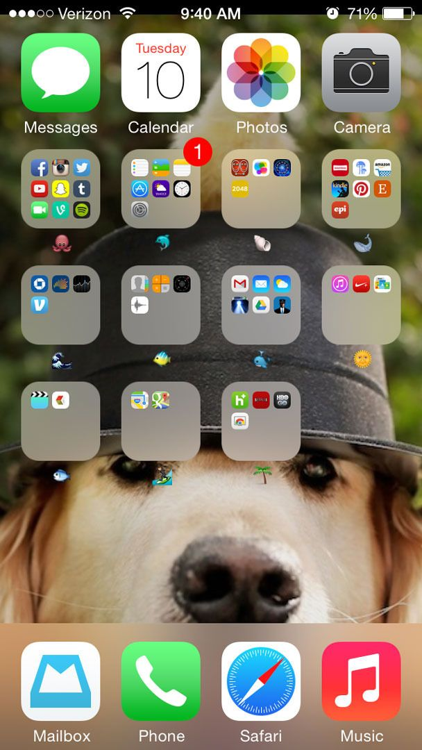 7 creative ways to organize your mobile apps Organize