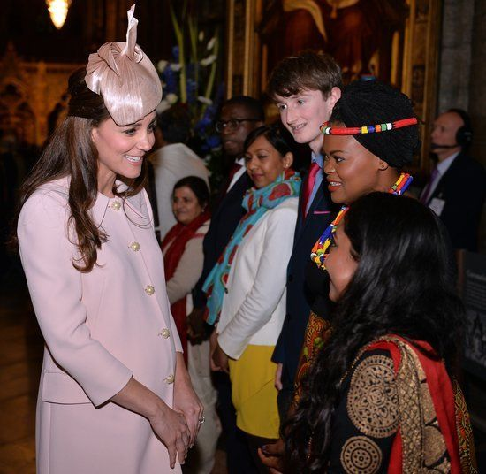All of Kate Middleton's Pregnant Outings, All in One Place