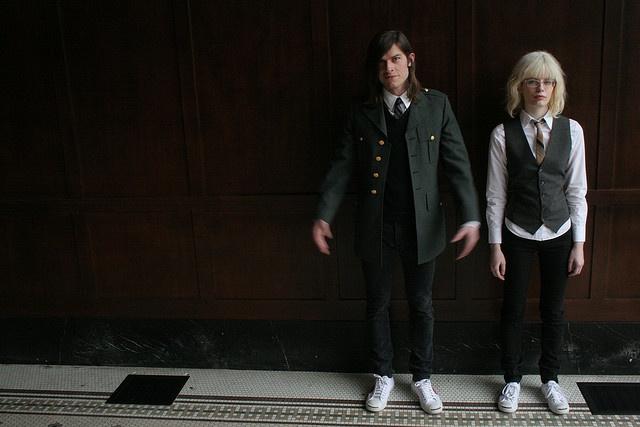 ace hotel uniforms by hannahmarybates, via Flickr