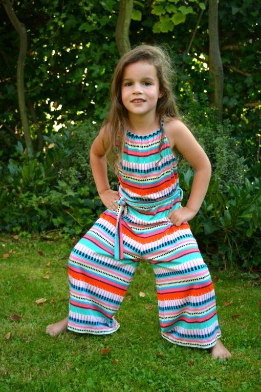 Broekrok Culotte // Kids Fashion