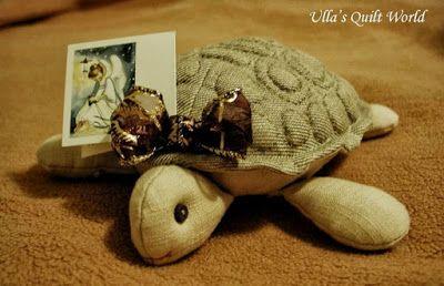 Szövet teknős