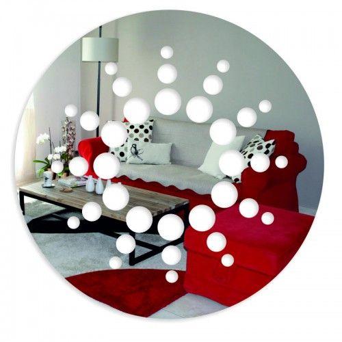 Akrylowe lustro dekoracyjne do salonu