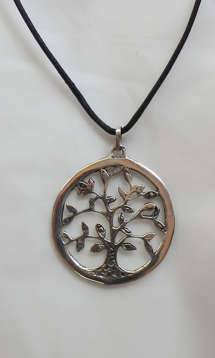Silver Tree of Life Necklace                                                                                                                                                                                 More