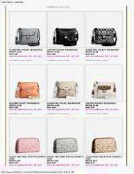 COACH LEGACY LEATHER MINI TANNER - Coach Handbags - Handbags Accessories - Macys
