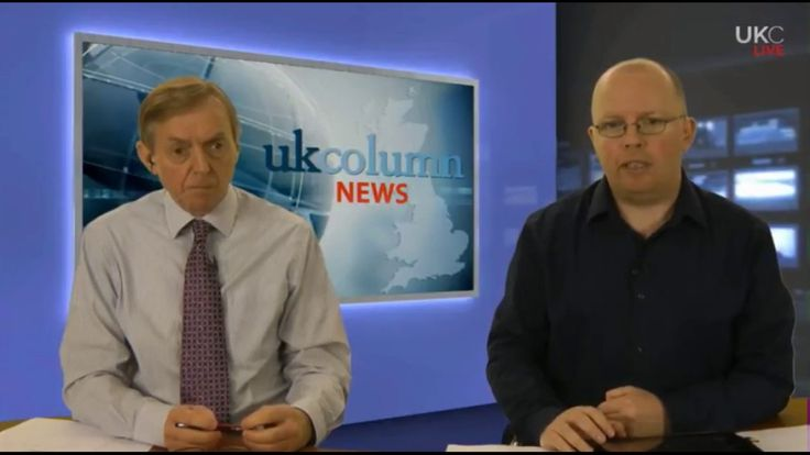 UK Column News 21st March 2017 - Ted Heath Investigation to be closed down