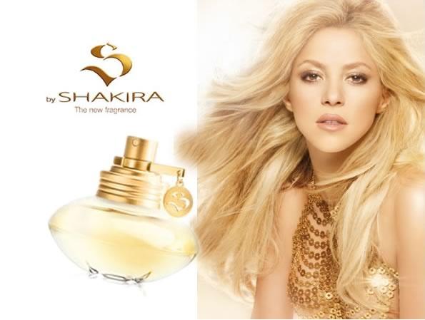 #Sorteio By Shakira no La Isla Bonita #Perfumes