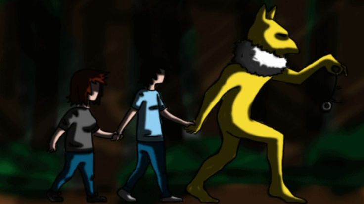 Hypno's Lullaby | Know Your Meme  Hypno's Lullaby refers to a creepypasta poem in which the Pokémon Hypno lures children away from their homes using hypnotism and feasts on their dreams for eternity. After the poem appeared online, it was then turned into a song set to the Lavender Town music which went viral on YouTube. A fan-made game based off the creepypasta has also been invented and it appears to be referenced in Pokémon Ultra Sun and Moon.  Read more at KnowYourMeme.com.