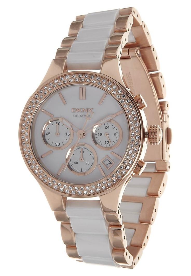 DKNY watch - love mine.