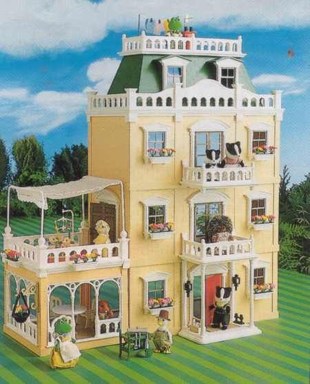 129 best images about sylvanian families on pinterest. Black Bedroom Furniture Sets. Home Design Ideas
