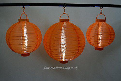 Conjunto de 3 linternas LED, cada 1 LED blanco frío, naranja en 20/25/30 cm, a pilas                  Features  3x led-solar-lampion consta de plástico impermeable. Iluminación de fiesta de verano y para su jardín sin cables y conectores Sensor de luz integrado... http://comprarlinternaled.com/carga/solar/conjunto-de-3-linternas-led-cada-1-led-blanco-frio-naranja-en-202530-cm-a-pilas/