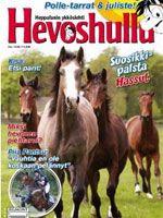 Hevoshullu lehtiä noin 15 vuoden takaa täysiä vuosikertoja kuin uusia (tarrat ei välttämättä ole mukana)