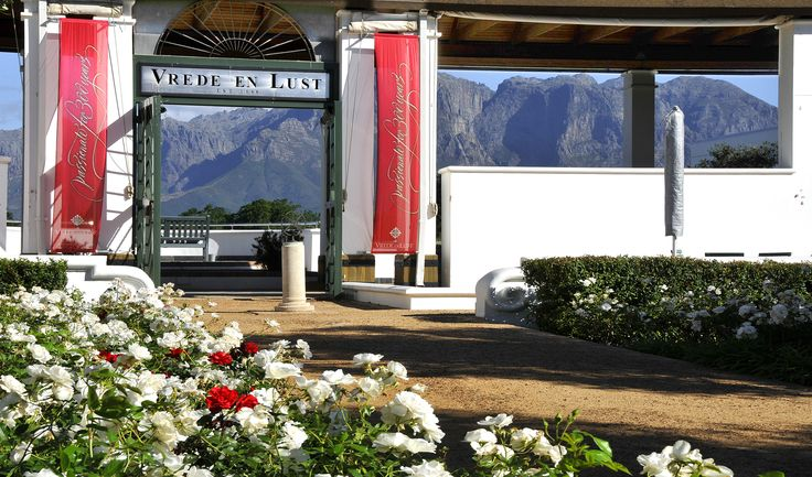 One of Cape Town's prestigious wine farms, this Franschhoek estate is the perfect location for a scenic wedding in the winelands. Picture perfect weather, captivating mountain views and blue skies. www.capetownmagazine.com/...cape-town/...wedding-venues-in-cape-town/ 124_22_17575 #vredeenlust