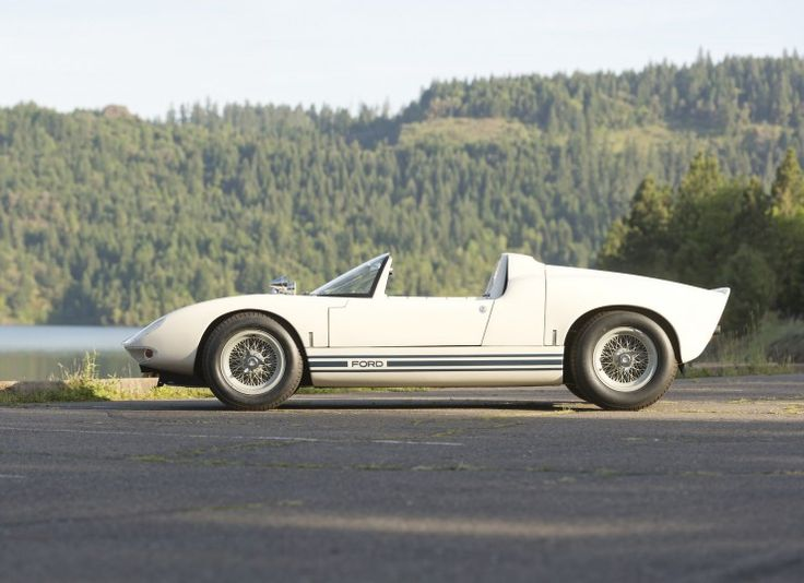 Ford GT40 Roadster 740x537 1965 Ford GT40 Roadster Prototype