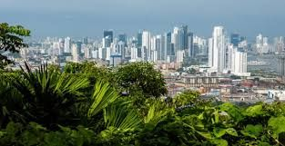 Incredible view of #Panama #City from the top of #Ancon Hill.  Let Panama Roadrunner show you the city safely and in style!