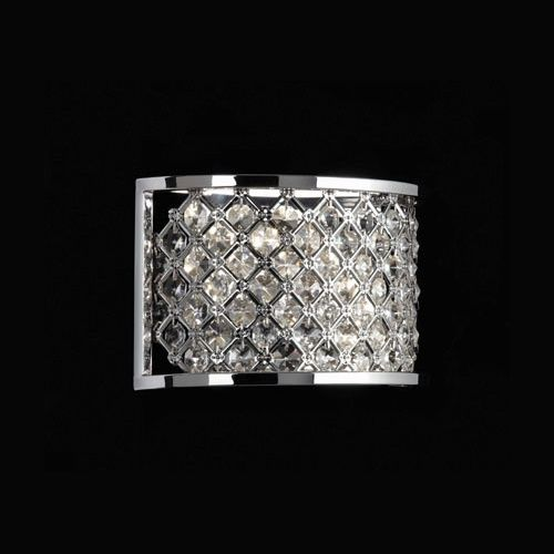 Crystal Wall Lights | The Lighting Superstore