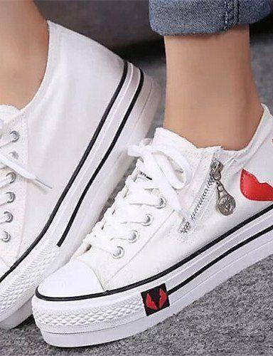 Damenschuhe Turnschuhe Stoff Plateau Rundeschuhe Sneakers... https://www.amazon.de/dp/B01EFDVP5G/ref=cm_sw_r_pi_dp_x_HC.4xb0QGN78G