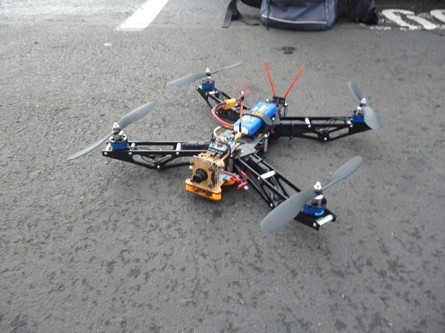 43 best diy drones images on pinterest drones camera and cameras introducing the honey badger diy drones solutioingenieria Gallery