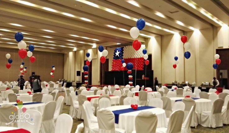 fiestas patrias , Chile , bandera