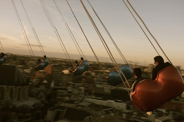 Amsterdam Swings   © Lucy Wood
