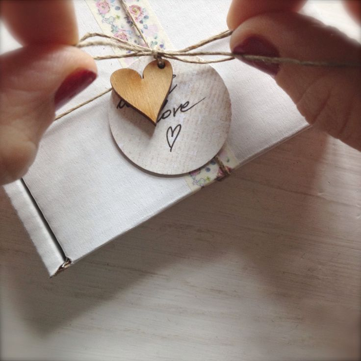 Always with love packaging... <3