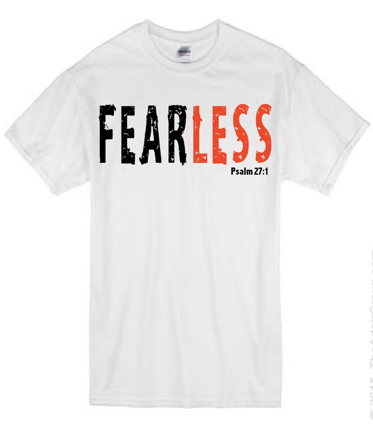 Fearless - Men's Short-Sleeve Tee