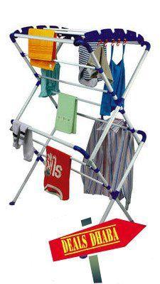 SBI Jumbo Foldable Cloth Drying Stand for 1724