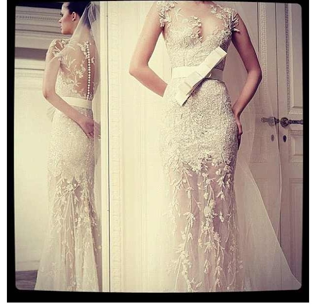Zuhair Murad Selene Wedding Dress Price 92