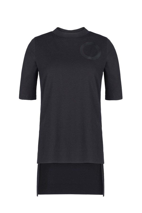 Y-3 JSY COLLAR T  available at www.zambesistore.com