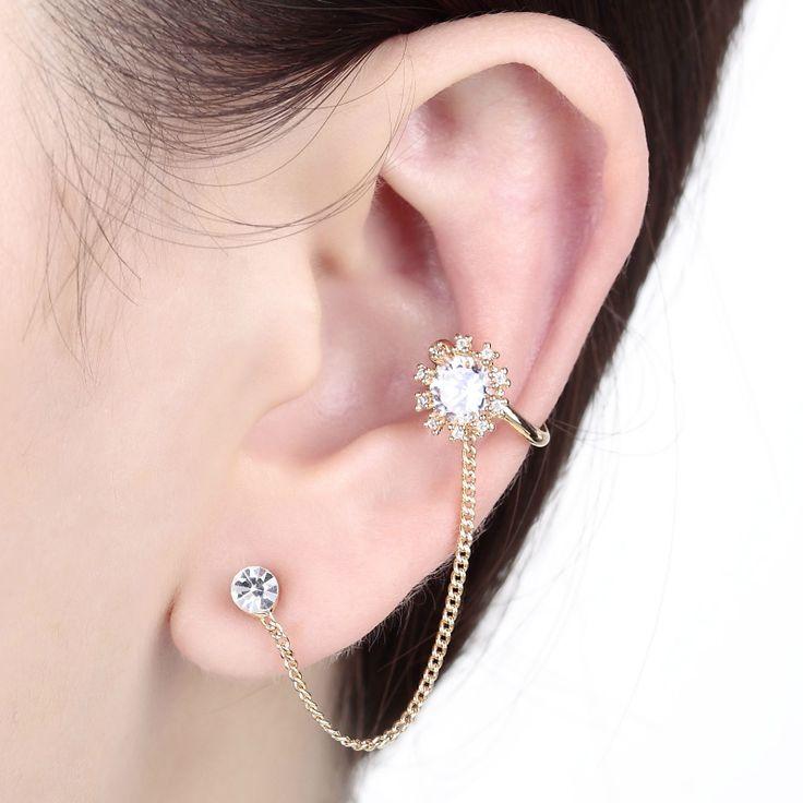 115 best Ear Cuff Earring images on Pinterest | Ear cuff ...