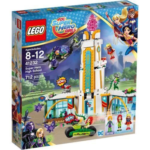EBAY: Was $79.99, NOW $44.79 + Ships FREE!! LEGO DC Super Hero Girls Super Hero High School SAVE $35: http://ebay.to/2C23oFz  #ad