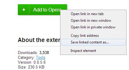 How to Install Chrome Extensions in Opera and Opera Extensions in Chrome