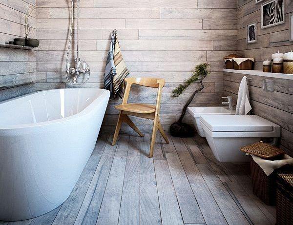Csodálatos rusztikus fürdőszobák – Inspiráló képgaléria!