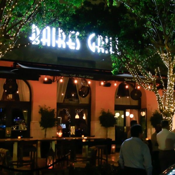 Grand Opening Baires Grill Resto In Brickell Pictures Of The Argentinian S Miami South Beach Fashion