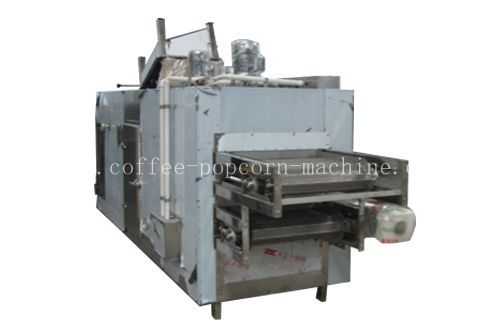 Coffee bean drying machine is a commonly used continuous