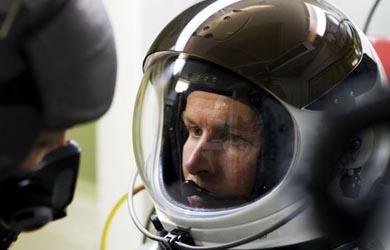 Felix Baumgartner Test Pilot Hero!
