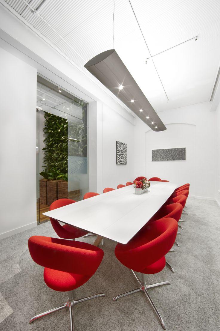 Red Rock HQ Office/ Rolf Ockert/ Sydney NSW, Australia