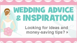 Great site for every wedding related product! Including deocrations for chuppah