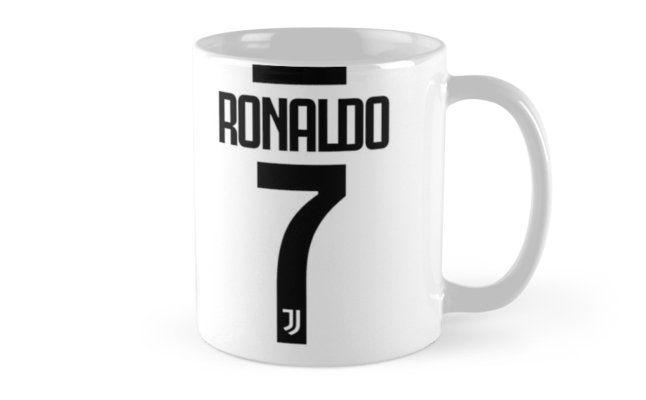 tasse JUVENTUS FC football mug