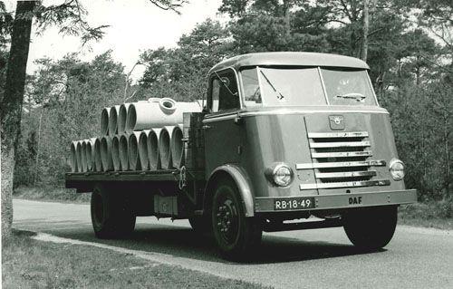 1957 DAF 1500