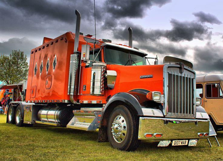 Vintage Kenworth Trucks 69