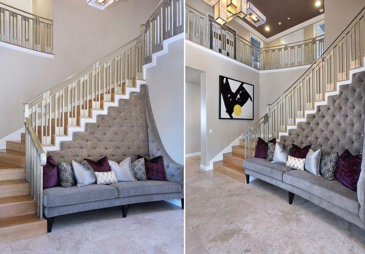 Image result for upholstered walls