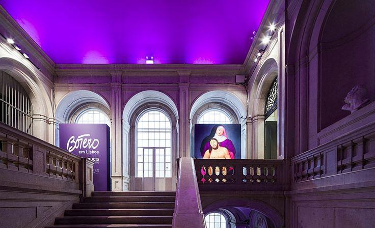 P-06 Atelier | ViaCrucis — The Passion of Christ (Botero exhibition), 2012