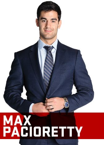 Max Pacioretty will be a member of the U.S. Olympic Ice Hockey Team at the Sochi Olympics 2014. He is an alumnus of the University of Michigan.